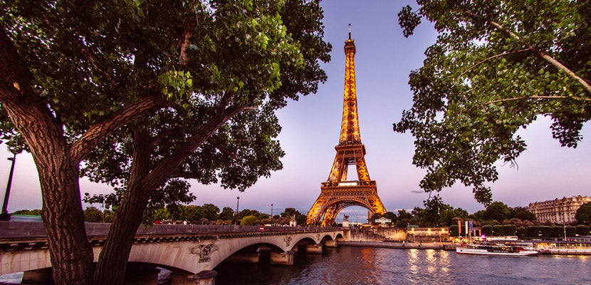 Paris Eiffel Tower Featured