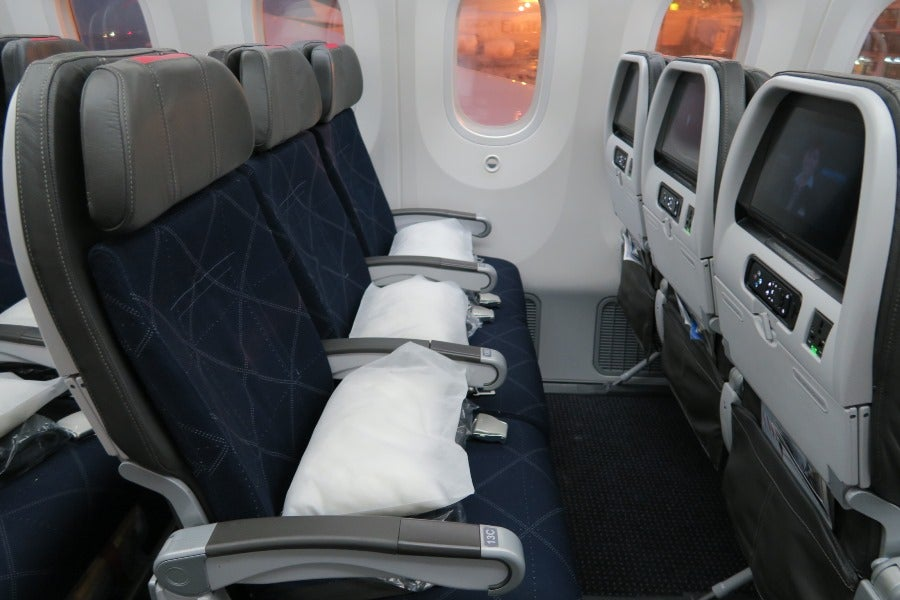 Main Cabin Extra On American Airlines