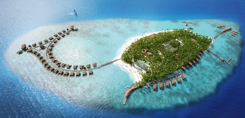 St Regis Maldives feat
