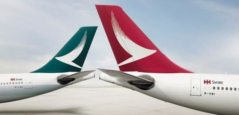 Cathay Dragon's livery will match that of Cathay Pacific.
