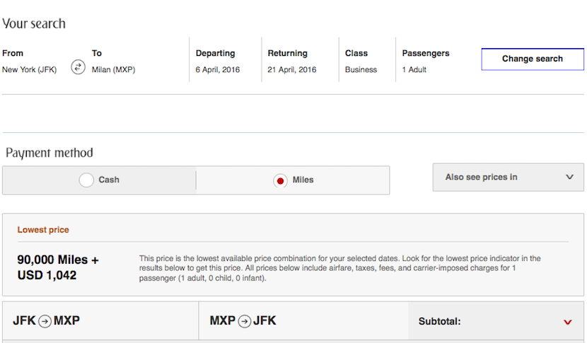 how to use points for taxes qantas