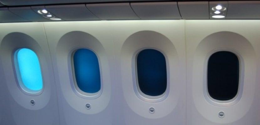 Gentex dimmable windows