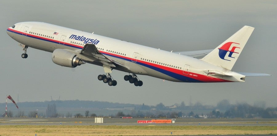 Malaysia Airlines MH370
