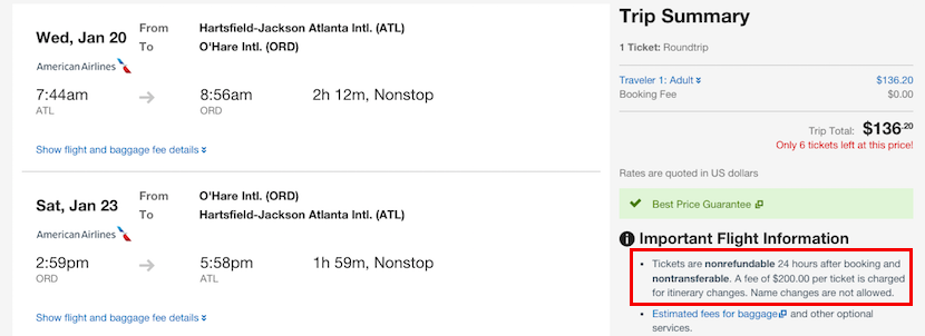 24 Hour Hold And Cancellation Policies Delta United