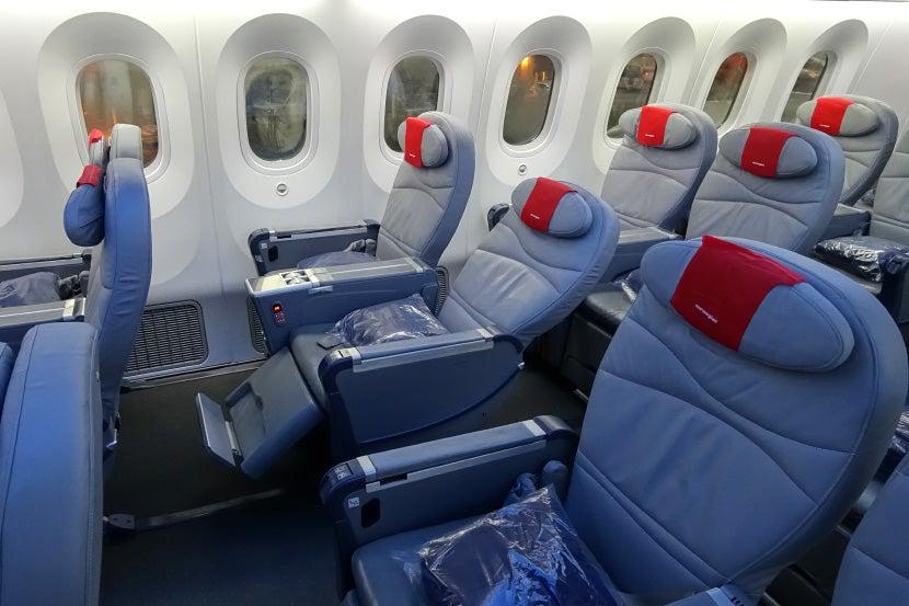 Review: Norwegian Air 787 Premium Class — London to New York
