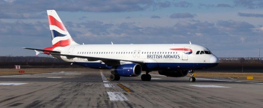 British Airways Plane shutterstock 140369827