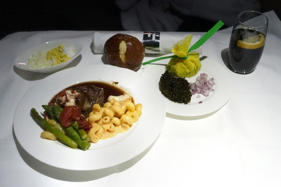 Review: Lufthansa First Class on A330, A340, A380 and 747-8