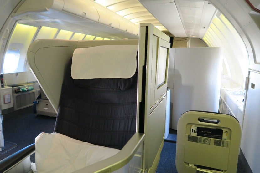 Flight Review: BA 747-400 Business Class — Dallas to London