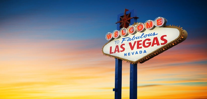 Visit The Las Vegas Sign At Sunset Image Courtesy Of Shutterstock