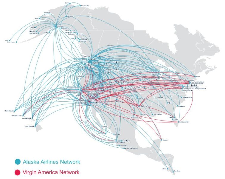 What We Know About Alaska\'s Plan to Take Over Virgin America