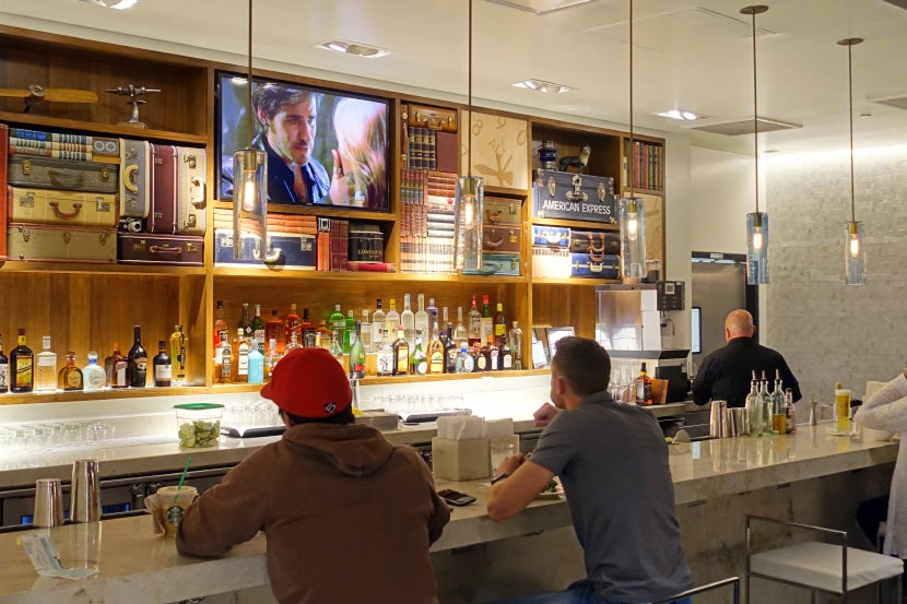 Ultimate Guide To Amex Centurion Lounges In The Us The