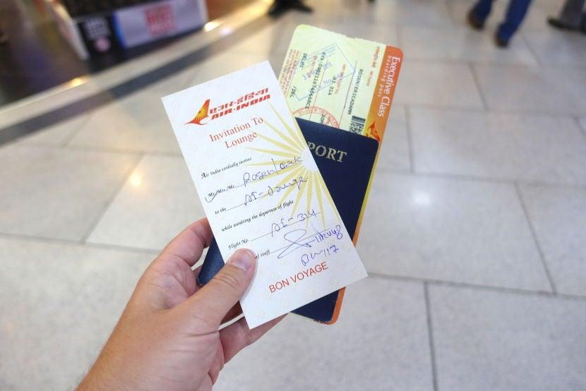 Review Air India 787 8 Business New Delhi To Hong Kong