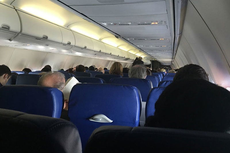 Review: Southwest (Boeing 737) from Newark to Las Vegas