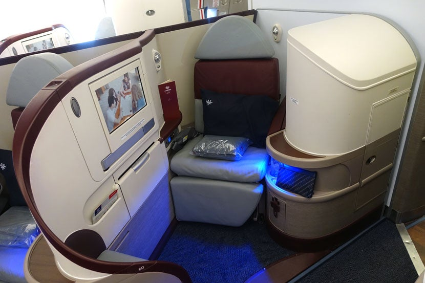Review Air Serbia Business Class New York To Belgrade