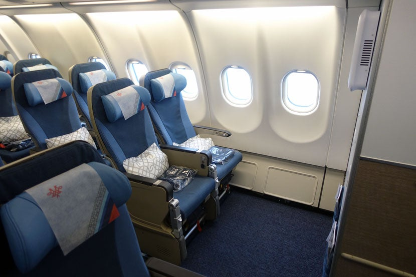 A Complete Tour Of Air Serbia S A330 Business Economy
