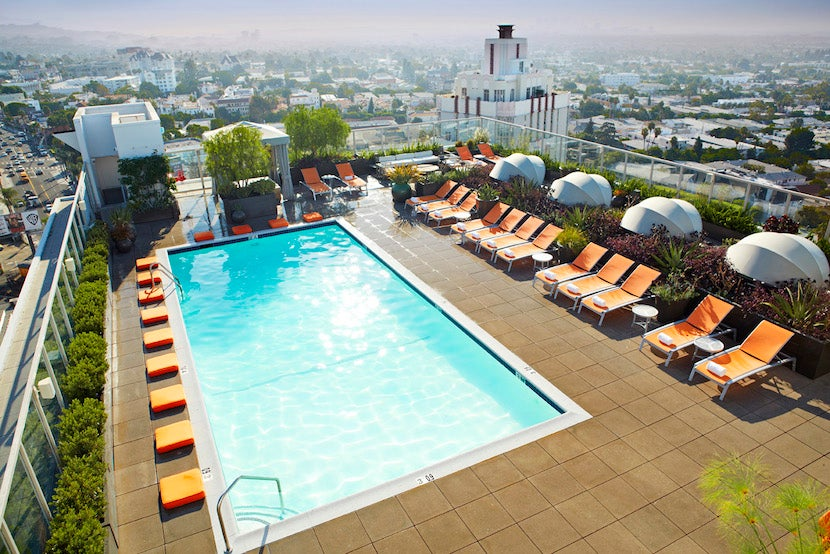 5 Ways To Travel Like A Star In West Hollywood
