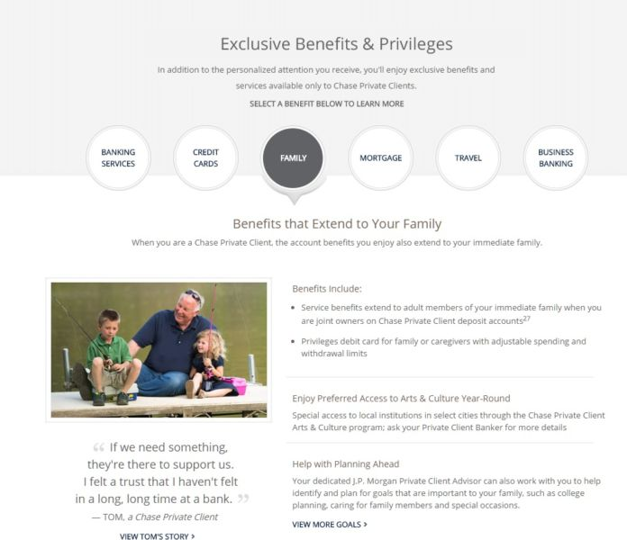 All About The Chase Private Client Program