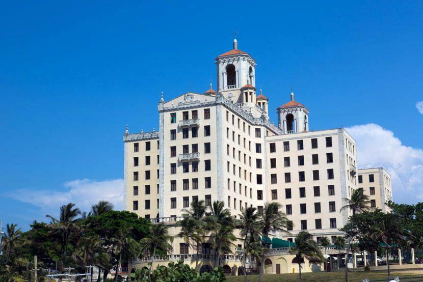 Hotel Nacional Havana Booking