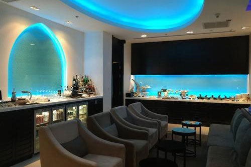 """Bangkok's airport is home to one of the most unique lounges in the world. Image courtesy of <a href=""""https://www.prioritypass.com/en/loungesearch?entity=bdc7bbd8-cf2c-403f-91ff-598c921467ac"""">Priority Pass</a>."""