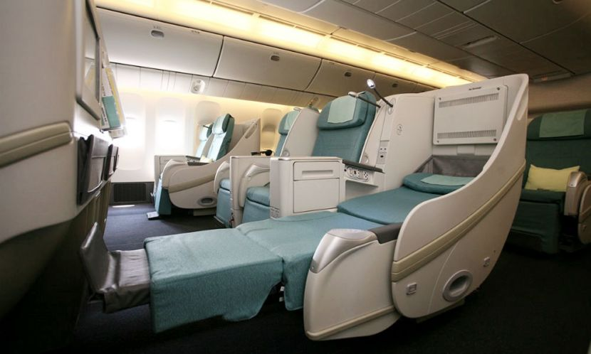 10 of the best business class options within europe. Black Bedroom Furniture Sets. Home Design Ideas