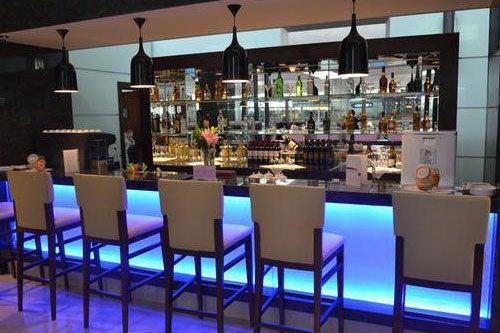 """Beijing's Terminal 3E has a separate lounge for First and Business Class customers. But priority pass members can get into both! Image courtesy of <a href=""""https://www.prioritypass.com/en/loungesearch?entity=05819a0c-976e-49ac-8126-7d132d95a3ee"""">Priority Pass</a>."""