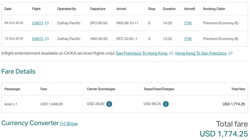Earn 60 000 Bonus Asia Miles When You Fly Cathay Pacific