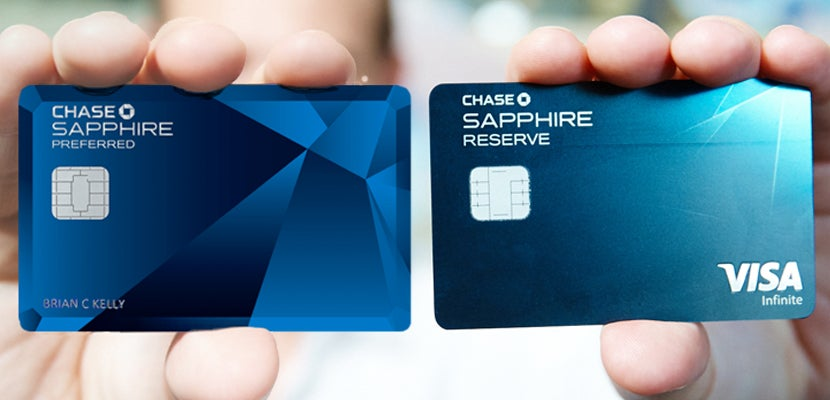 Break Even Point On The Chase Sapphire Reserve