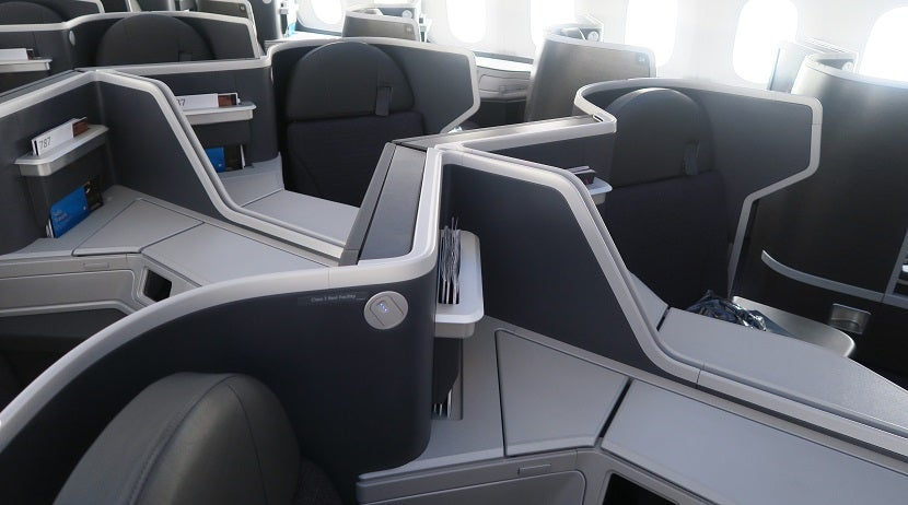 Review American Airlines 787 9 Business Class Lax Dfw