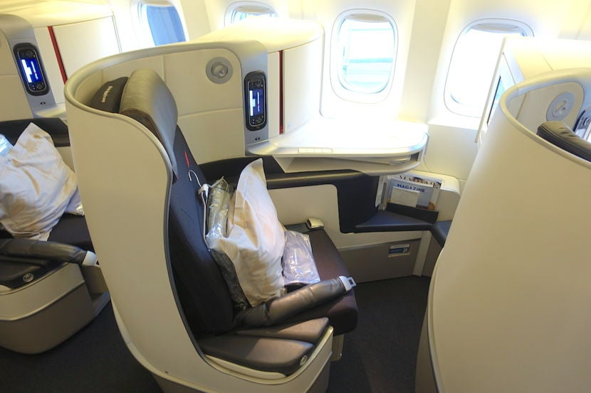 The Aisle Armrests Raises And Lowers For More Room