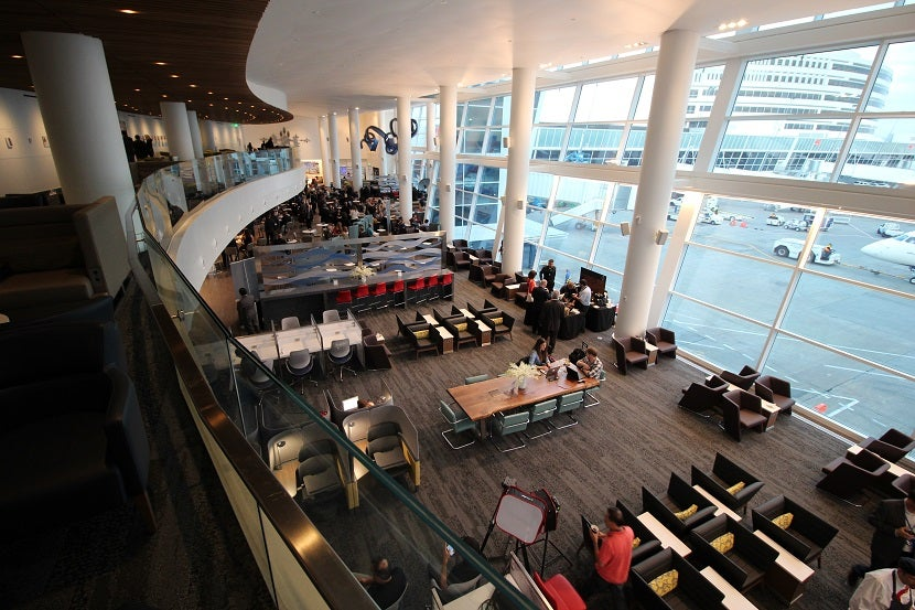 Delta S New Seattle Sky Club Raises The Bar For Lounges