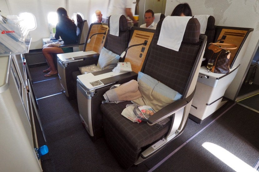 Tap Portugal Replacing Angle Flat Business Seats In 2017