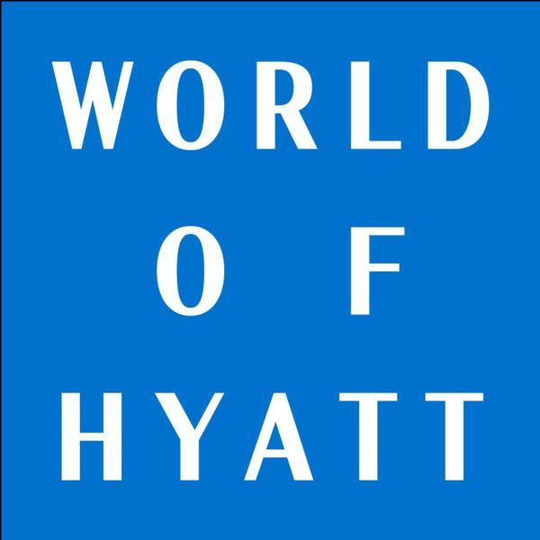 The New World Of Hyatt Logo