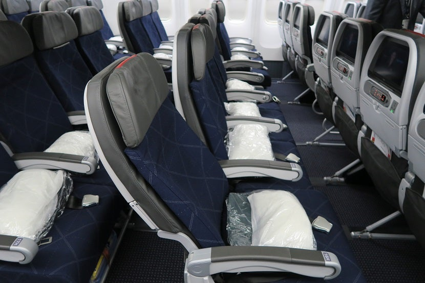 Main Cabin Extra Seat Recline