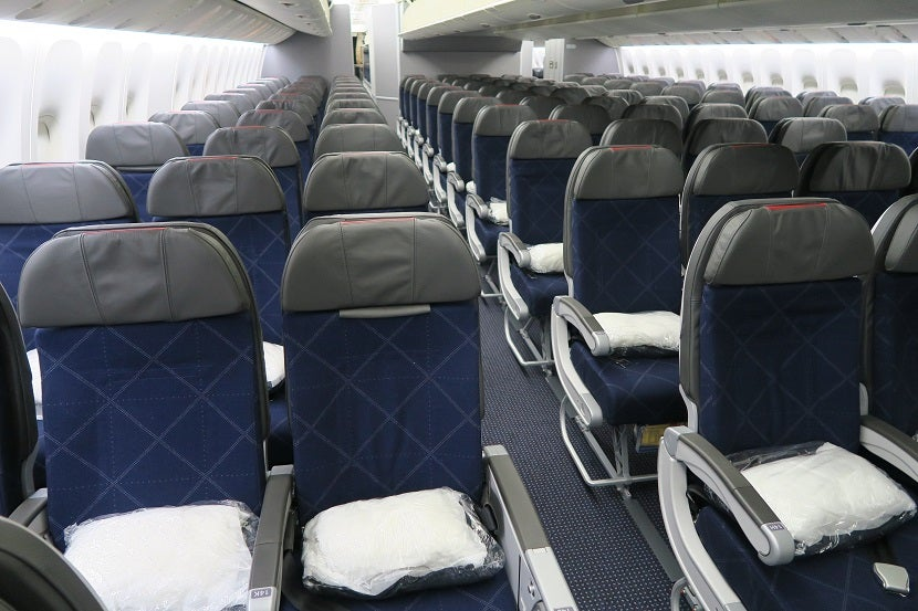 A Tour Of American Airlines New 777 200 Retrofit