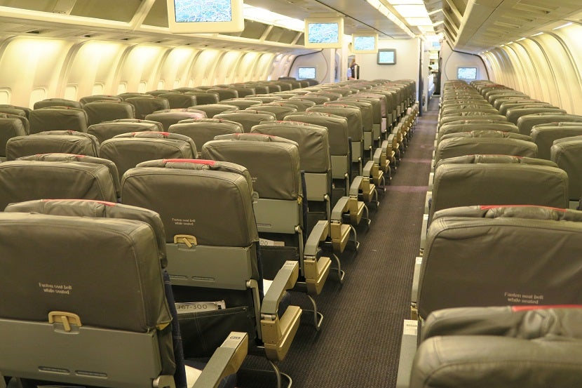 A Tour Of American Airlines Retrofit 767 300