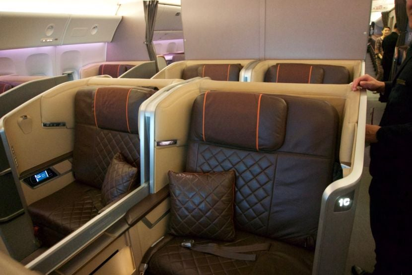 Flight Review: Singapore Airlines First Class (777-300ER)