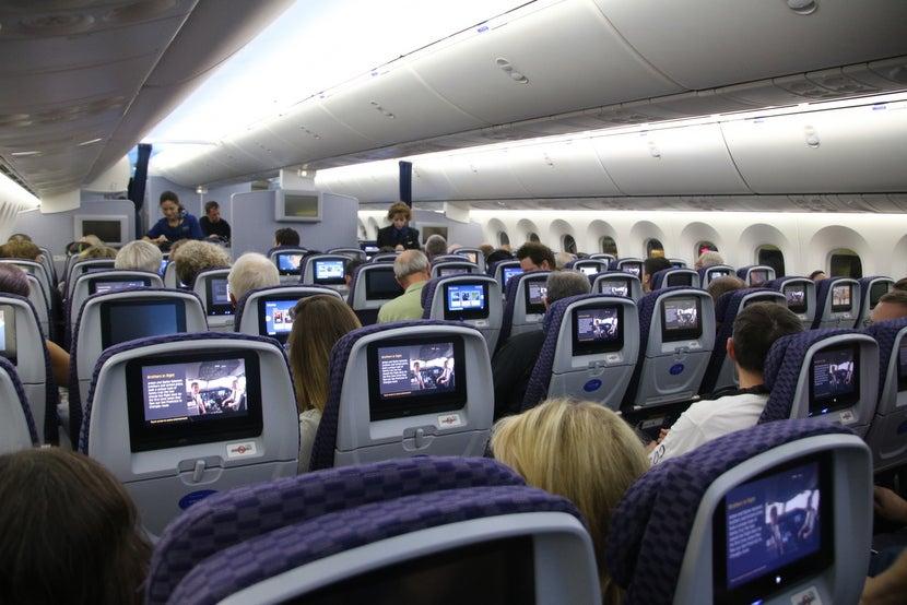 Flight Review: United (787-9) Economy Plus, SFO to Singapore