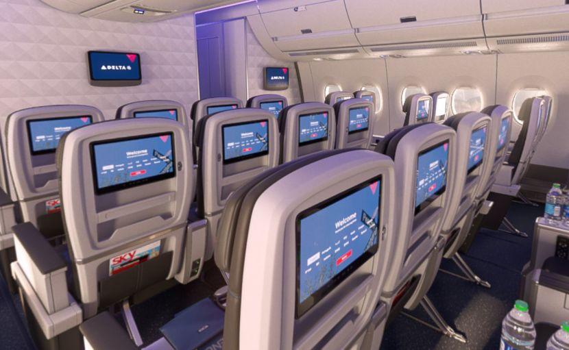Delta Details New Premium Economy Product Delta Premium