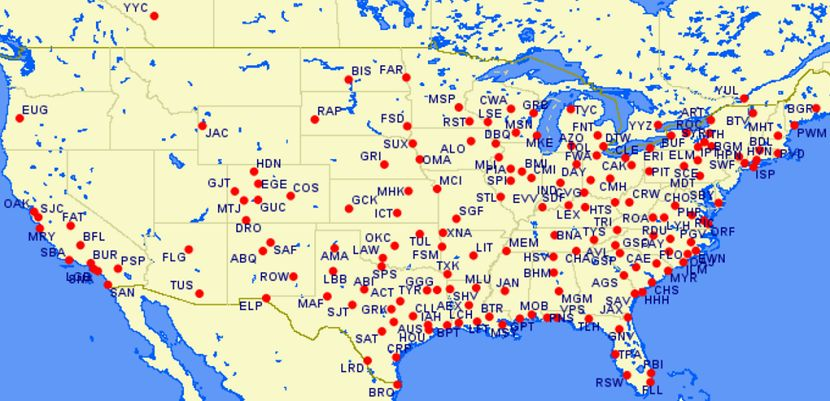 Best Uses of 50,000 American Airlines AAdvantage miles