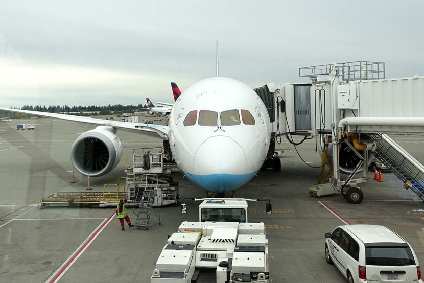 Flight Review: Xiamen Airlines Economy Class (Boeing 787-8 ... |Xiamen Air Review