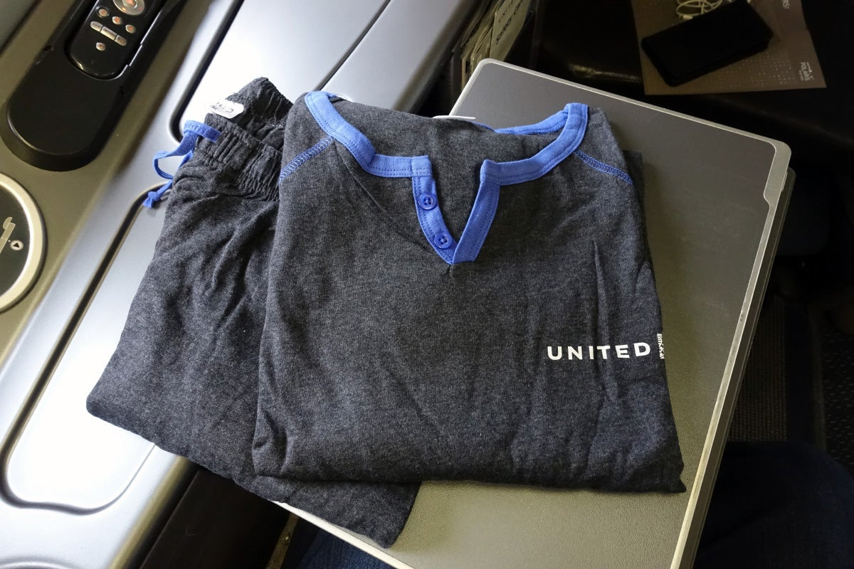 Comparing United Polaris First And Business Class