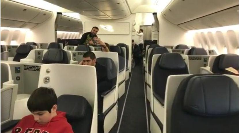 Kuwait Reveals New Cabin Interior Via Mannequin Challenge