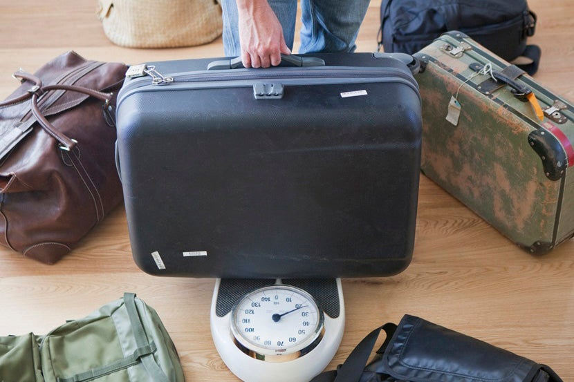 Tip Weigh Your Bags Before Getting To The Airport