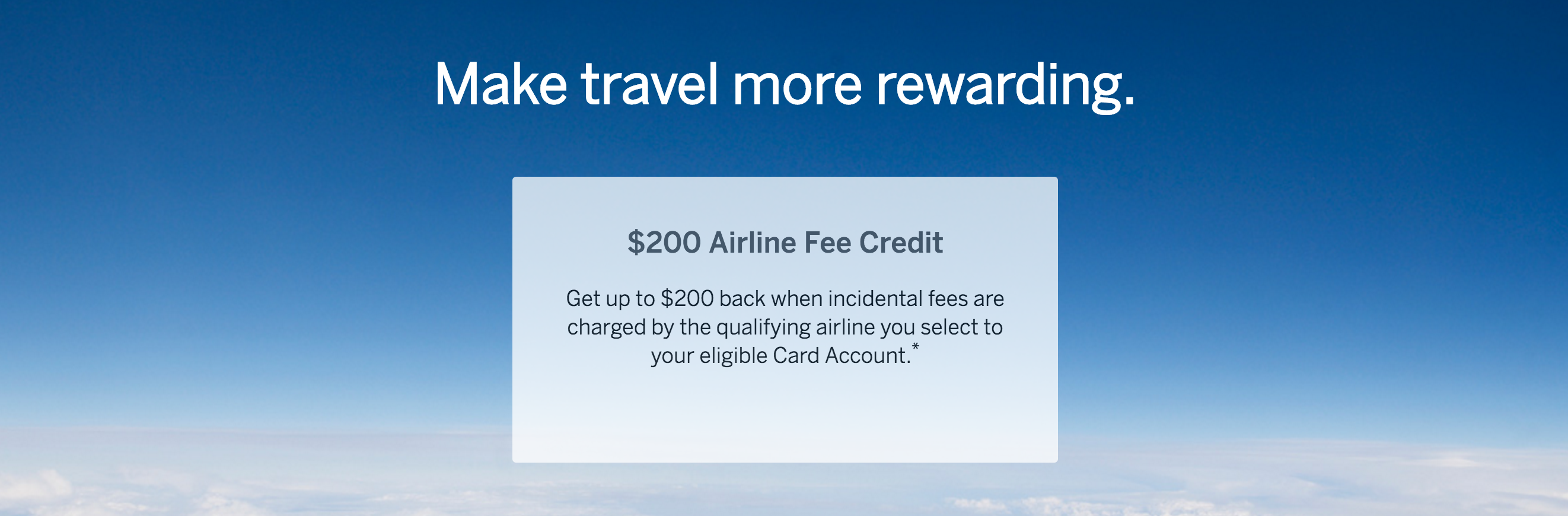 tip change your amex designated airline by january 31