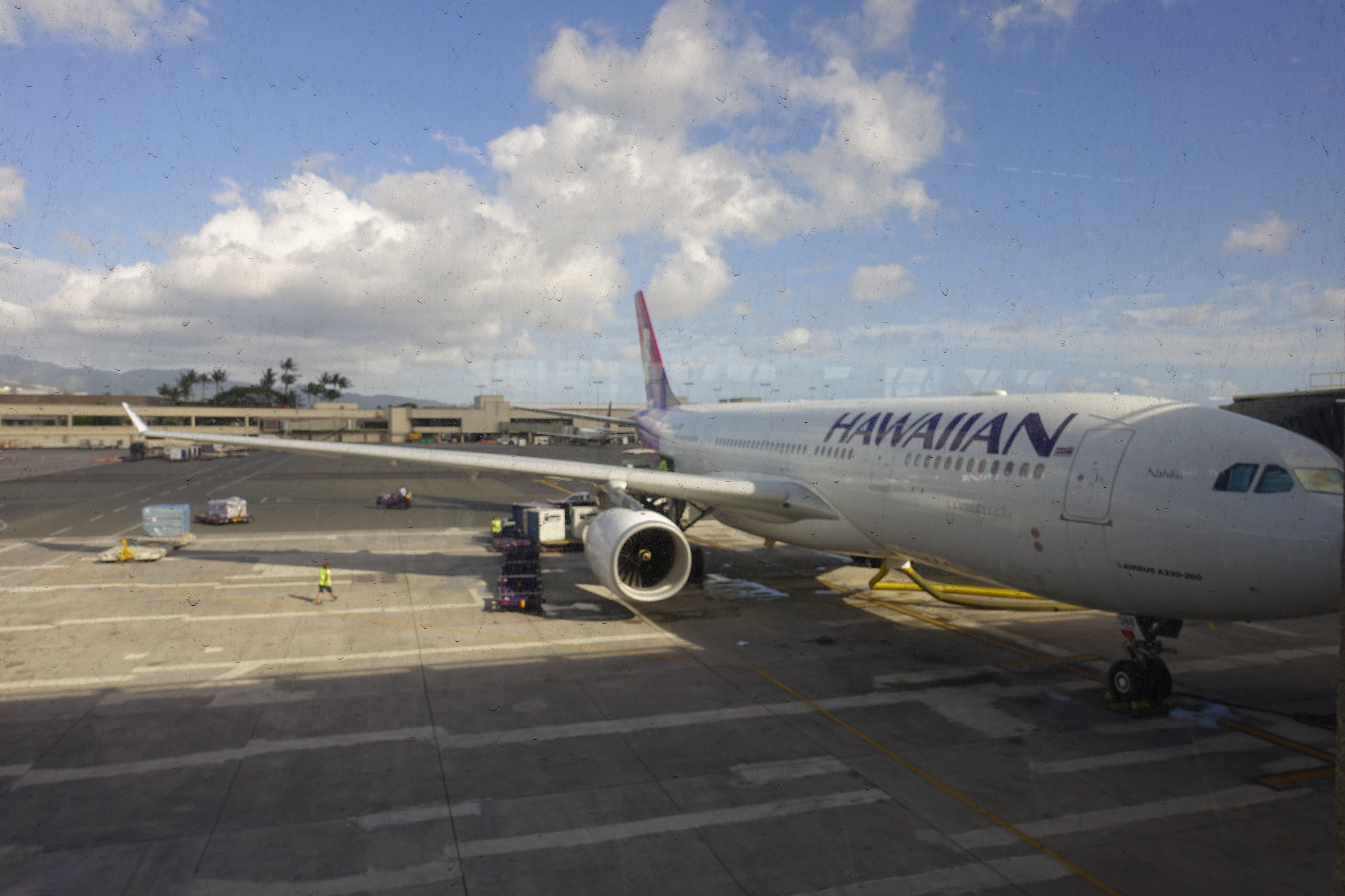 Fully Lie Flat First Cl Product Which Just Began Flying Between Hnl And Jfk A Few Days Ago Yesterday I Had The Chance To Try It Out For Myself