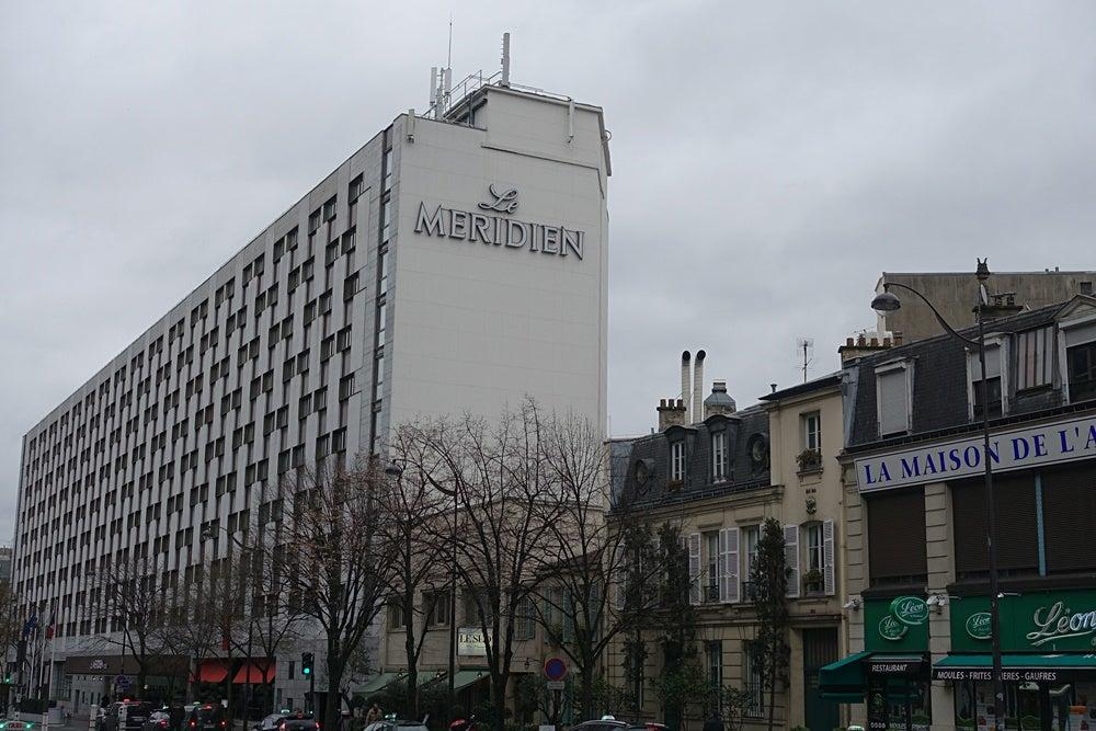 Le meridien porte maillot avec les meilleures collections d 39 images - Hotel meridien paris porte maillot ...