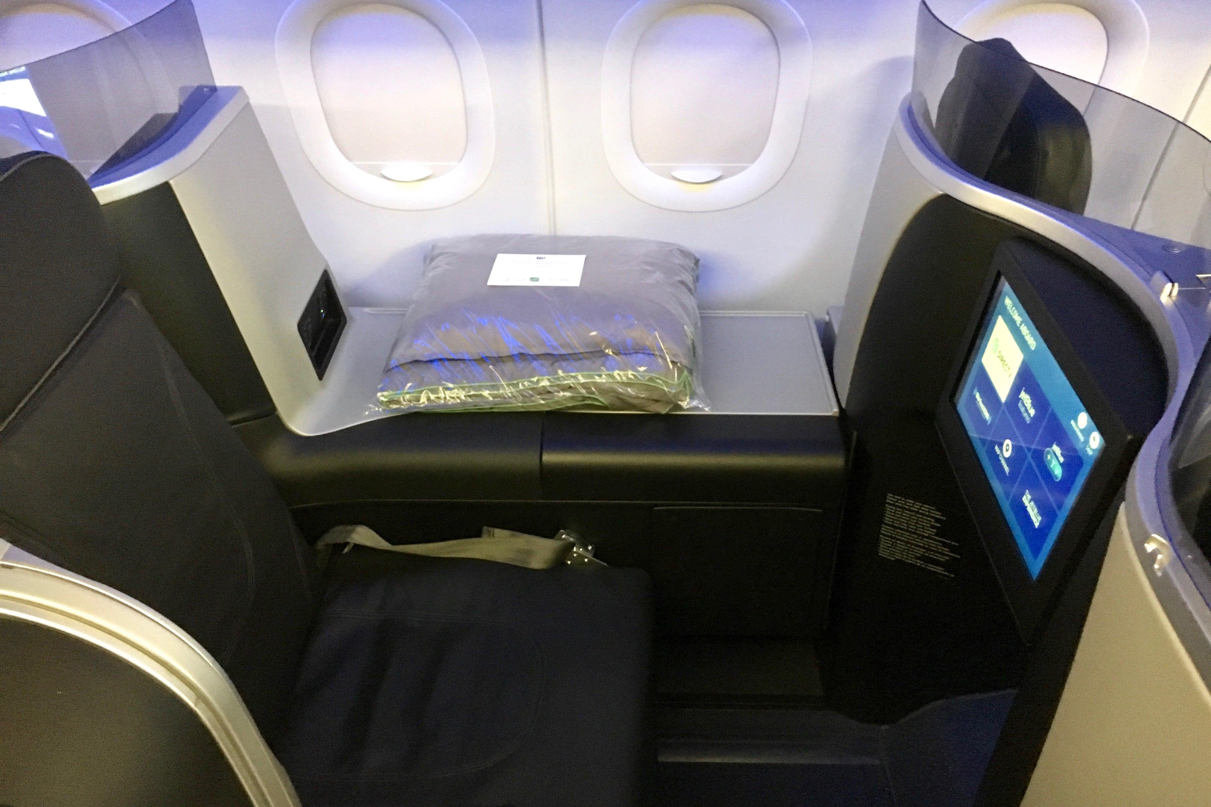 Jet Blue Mint >> Flight Review Jetblue Mint A321 From La To Boston