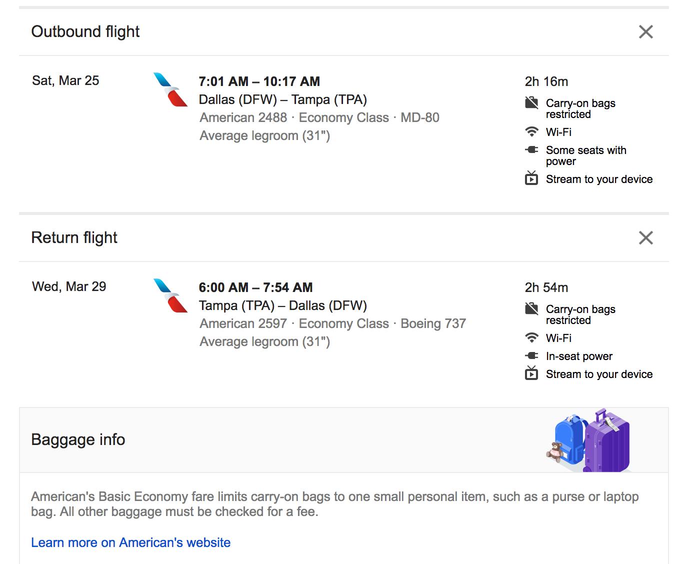 United Airlines Baggage Fee International 100 United