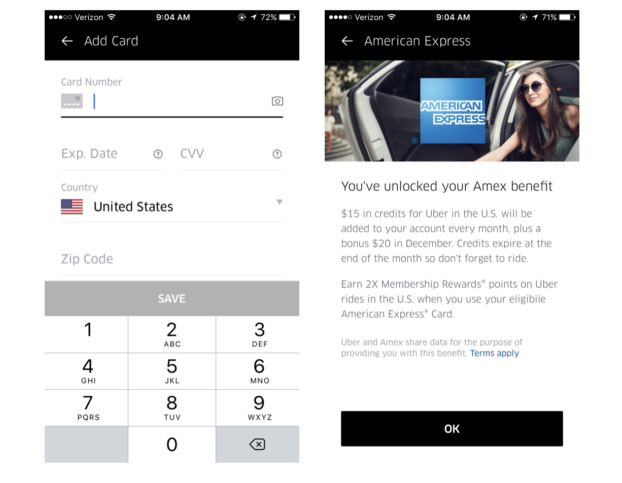 How to Get $200 in Uber Credits From Your Amex Platinum Card
