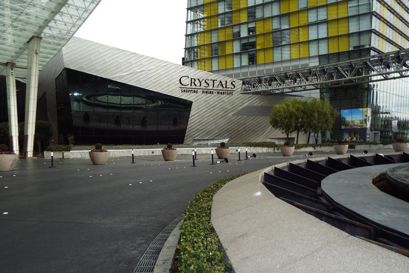 Aria las vegas casino reviews